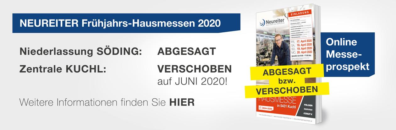 Hausmesse FJ 2020